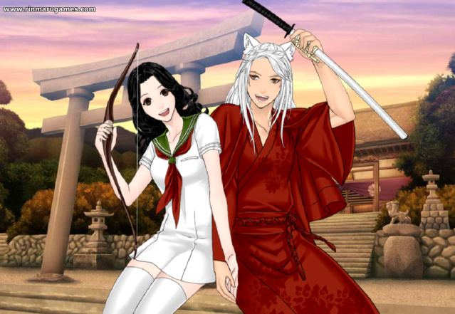 Valentine Couple Dress Up Game [WINNER!] Inuyas11