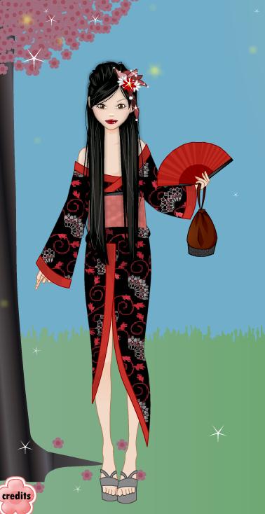 Spring Kimono Gallery Rei10
