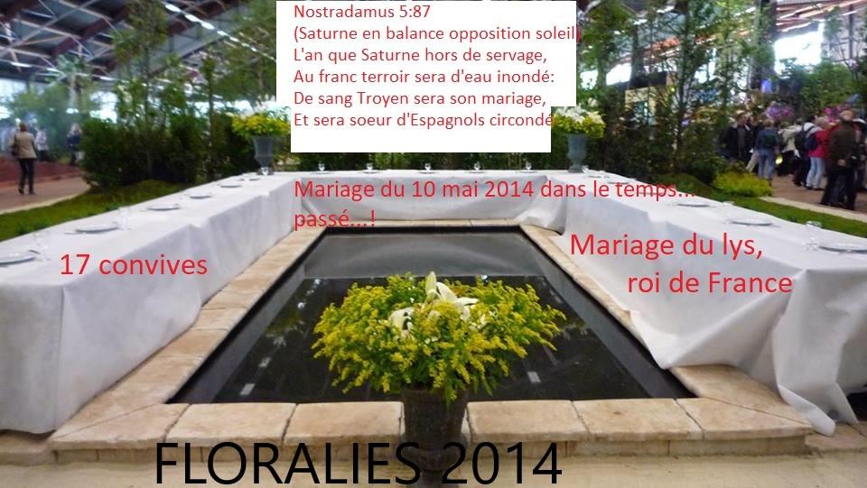 SIGNE DU CIEL : Le Marquis de la Franquerie découvre le Coeur de Jeanne d'Arc ! - Page 2 Floral10