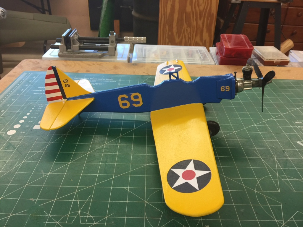 "My PT-19 Entry for The Official ""International Cox PT-19 Fly It If You Got It Day!"" 2018-035"