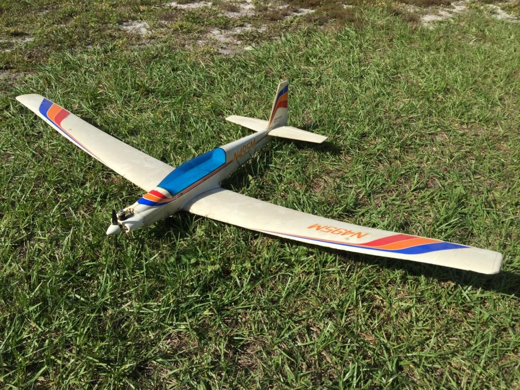 Cox Sportavia Motor Glider 2019-120