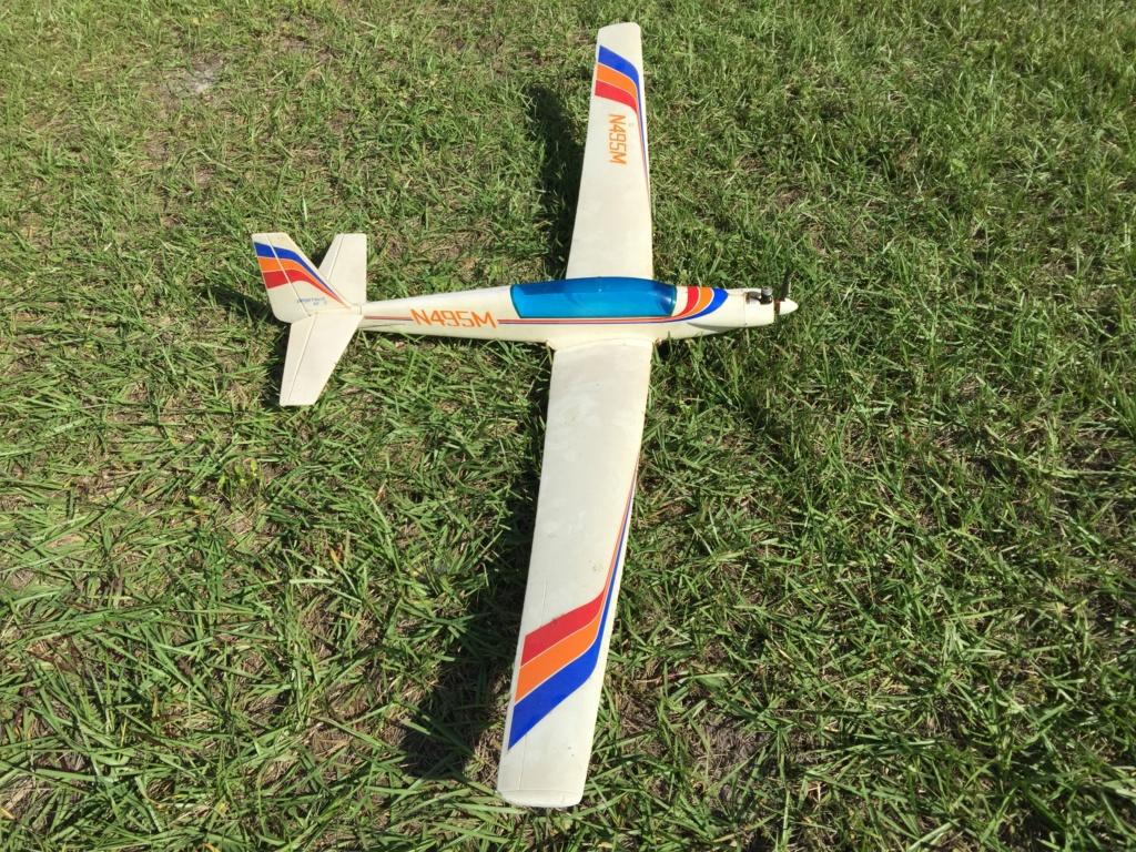 Cox Sportavia Motor Glider 2019-121