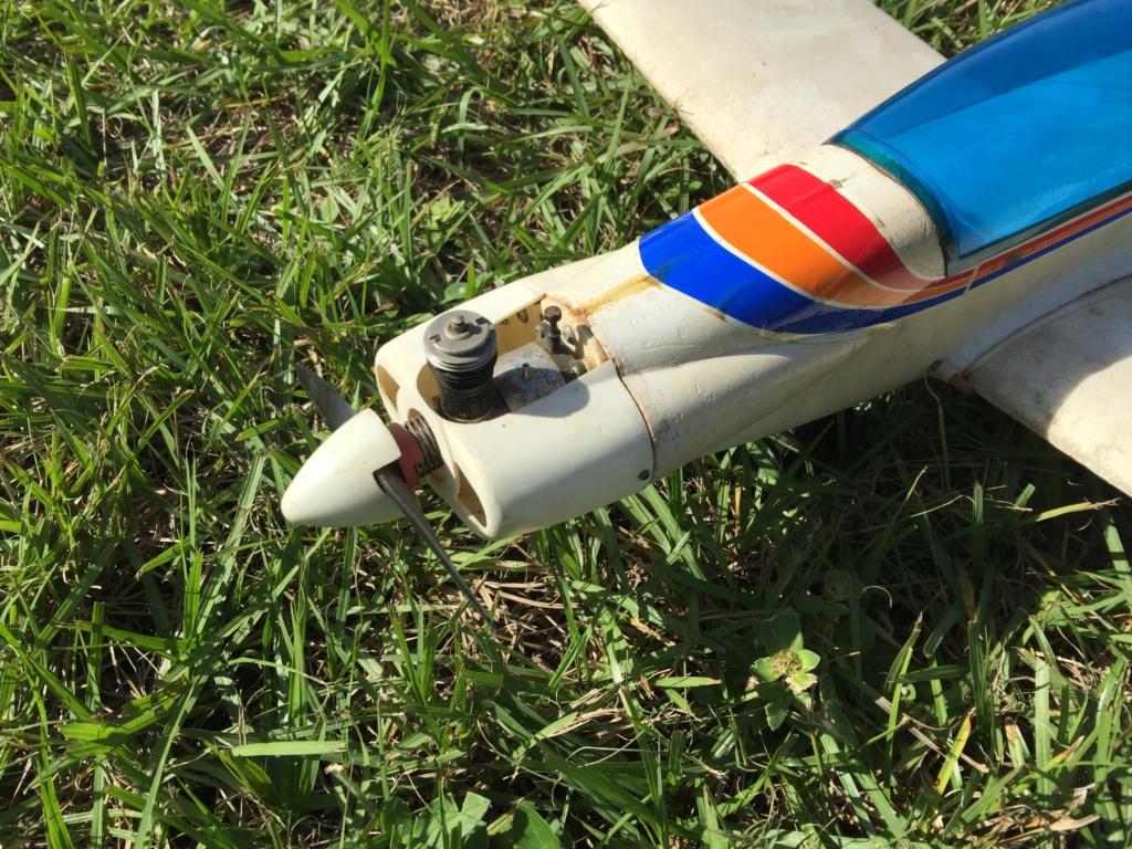 Cox Sportavia Motor Glider 2019-123