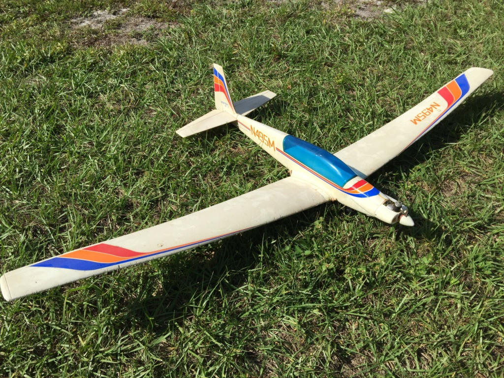 Cox Sportavia Motor Glider 2019-124