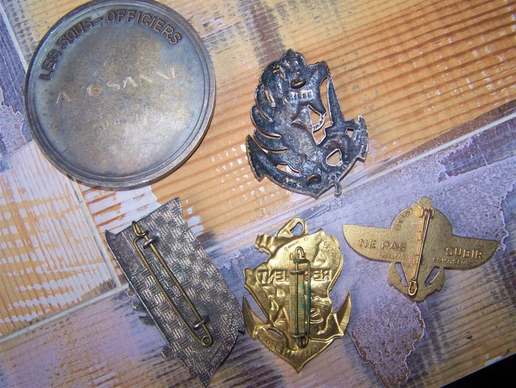 insignes et souvenirs para....Avec une rareté! 000_1332