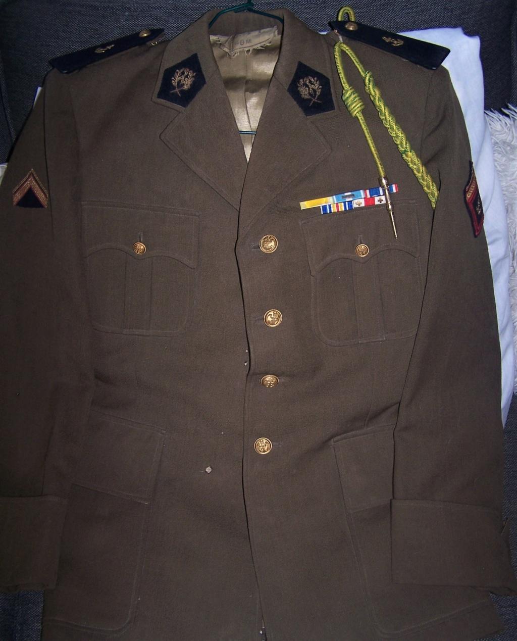 Veste Indo infirmier Infanterie Colo 000_1780