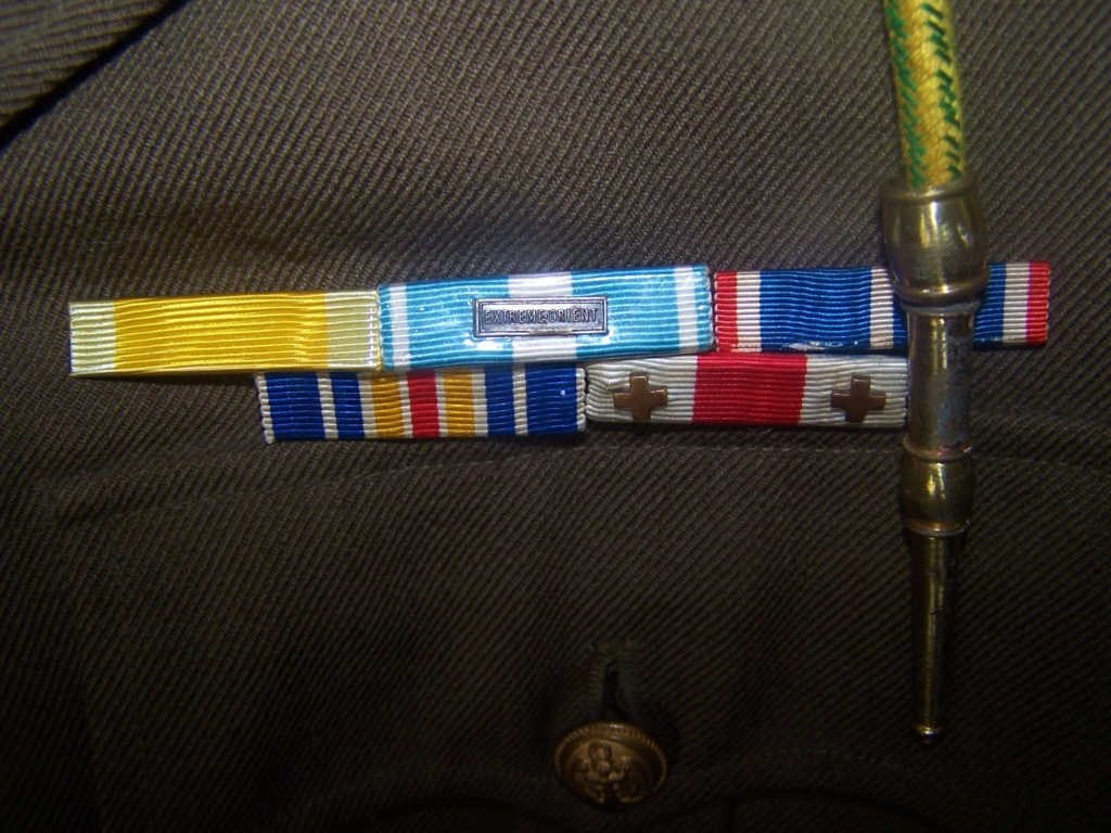 Veste Indo infirmier Infanterie Colo 000_1781