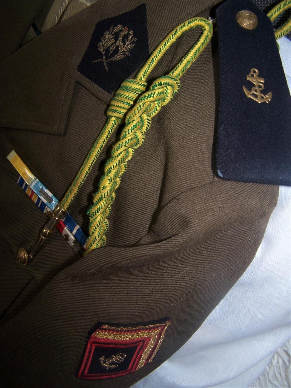 Veste Indo infirmier Infanterie Colo 000_1782