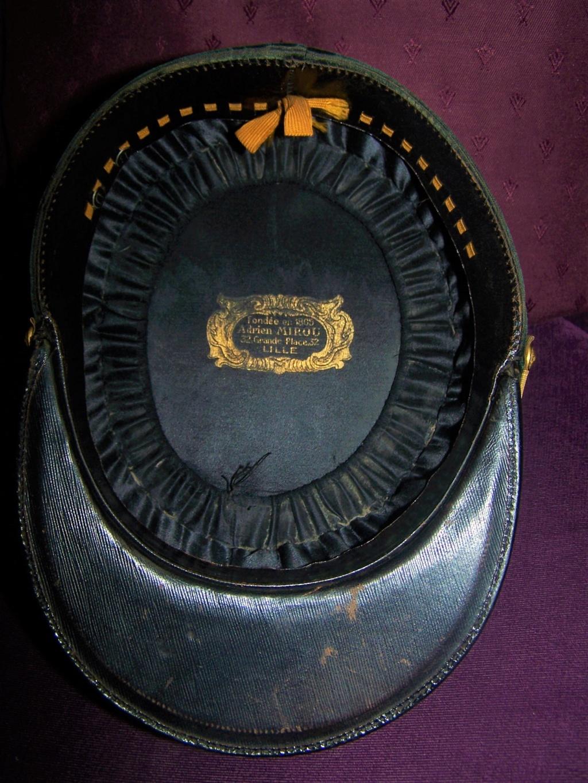 le panier d'automne...Képi 31, commandeur et étui de lanterne 000_1814