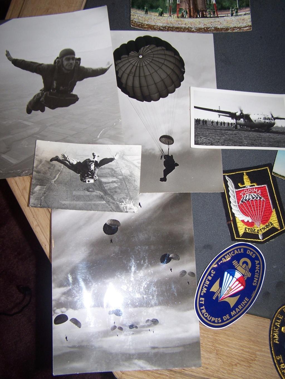 3eme RPIMA Insignes, brevet, photos para années 60...... 000_2019