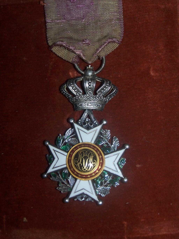 Ordre de Leopold 1er 102_9110