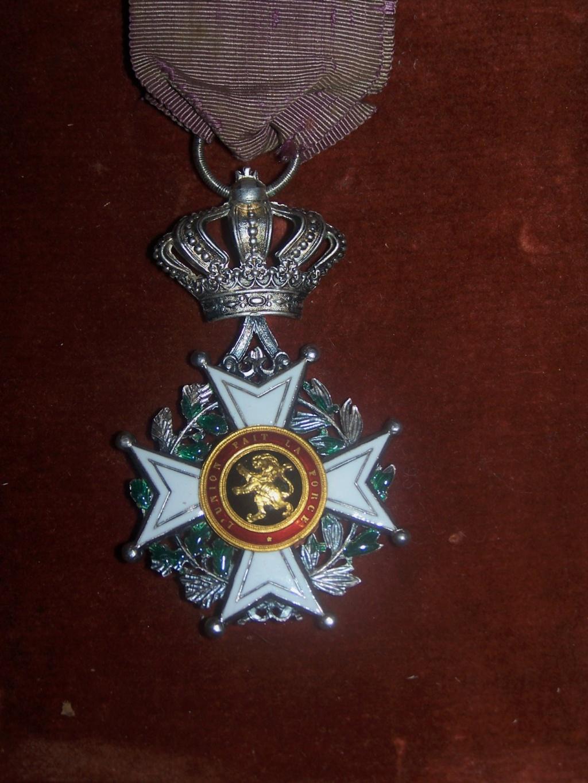 Ordre de Leopold 1er 102_9111