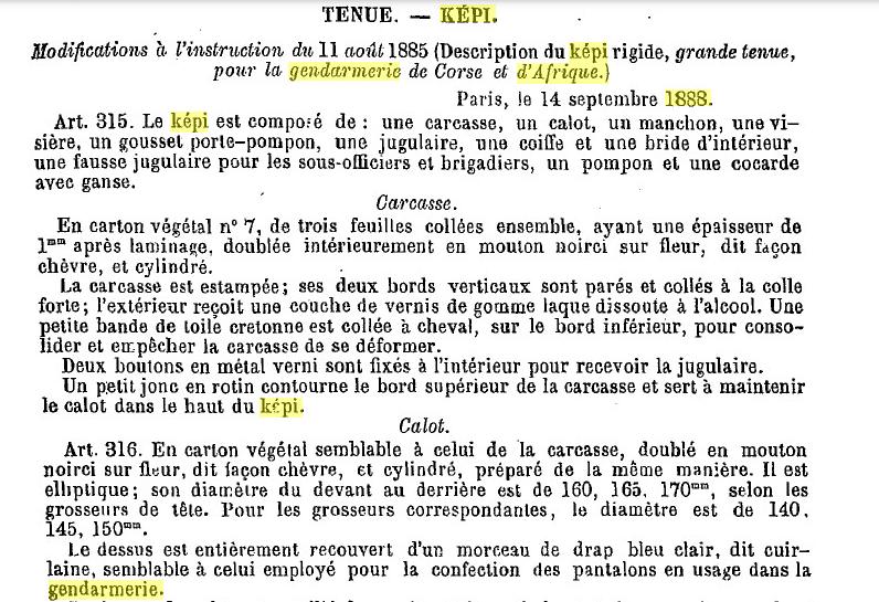 Taconnet gendarmerie d'Afrique 1871? 2021-013