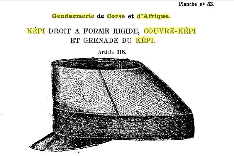 Taconnet gendarmerie d'Afrique 1871? 2021-019