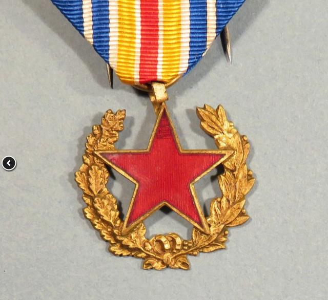 Que penser de cette médaille des blessés Blesse10