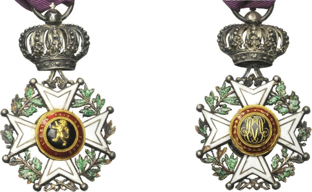 Ordre de Leopold 1er Buls10