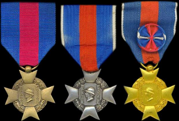 De HS: Quelle médaille pour mon grand père. Cxsmv111