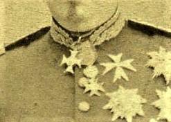 Plaque de  grand officier , général second empire ??? Gzonzo10