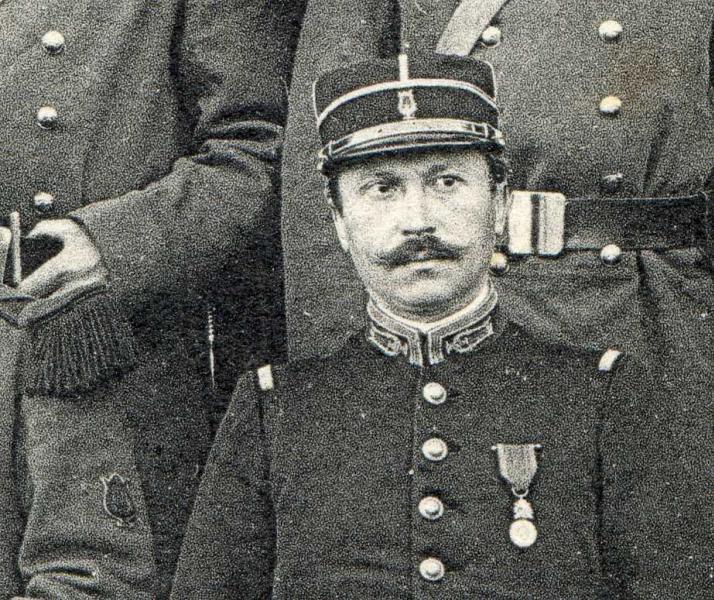 Lieutenant de musique militaire , armée française? Img13310