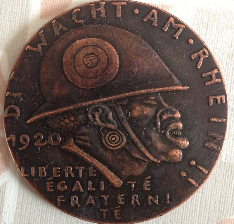 medaille de Karl Goetz Kg11