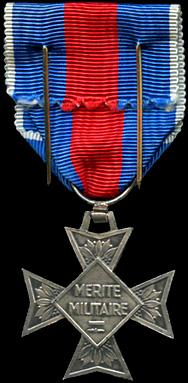 De HS: Quelle médaille pour mon grand père. Meritm10