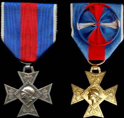 De HS: Quelle médaille pour mon grand père. Meritm11