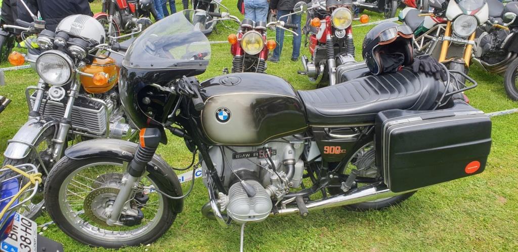 Balade moto inter clubs du Poitou à Chiré en Montreuil 86190 20190511
