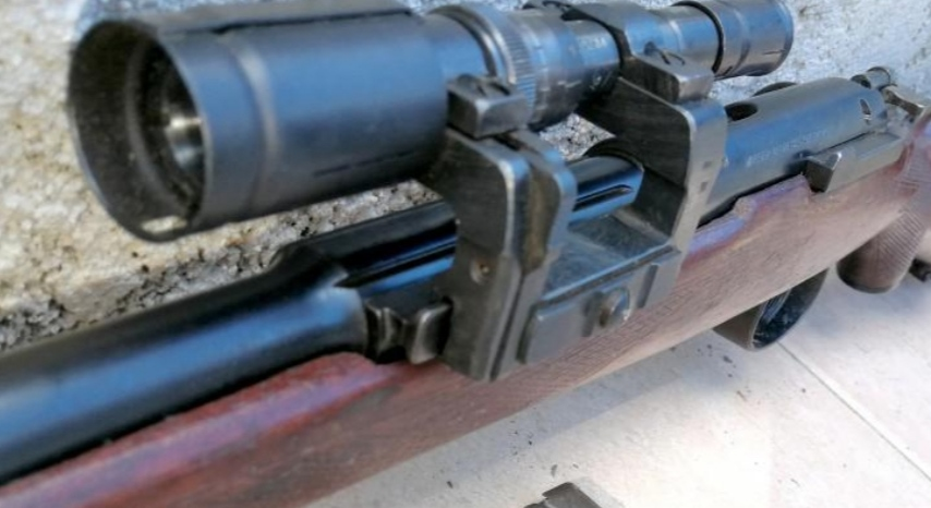 lunette zf41/1 et baïonnette 98K 1944 Img_2143