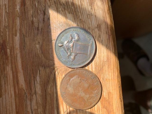 pièces et médaille  Img_8325