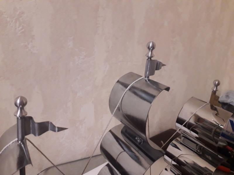 Ламповый радиоприёмник Majestic Melody Cruiser 1S49, 1940 год, США. 20210611