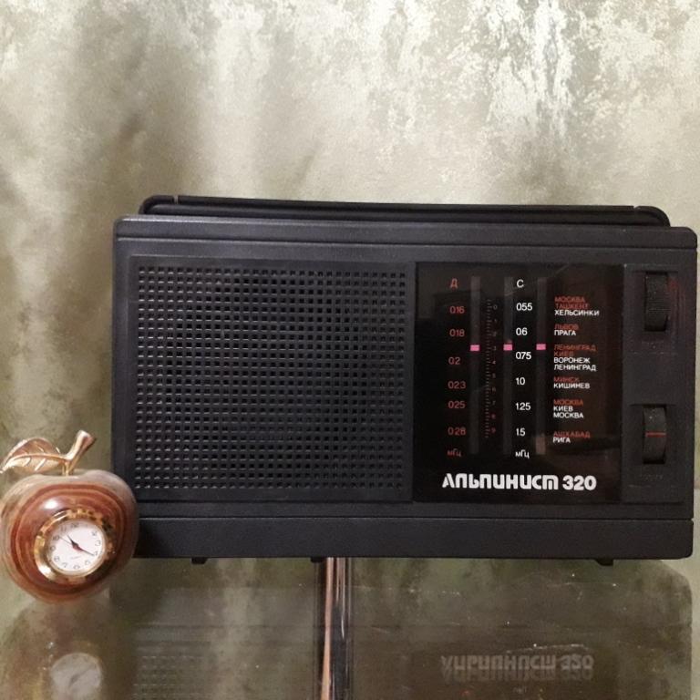 Бытовые радиоприёмники СССР - Страница 7 N_1104