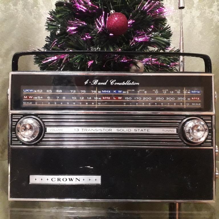Зарубежные бытовые радиоприёмники N_1113