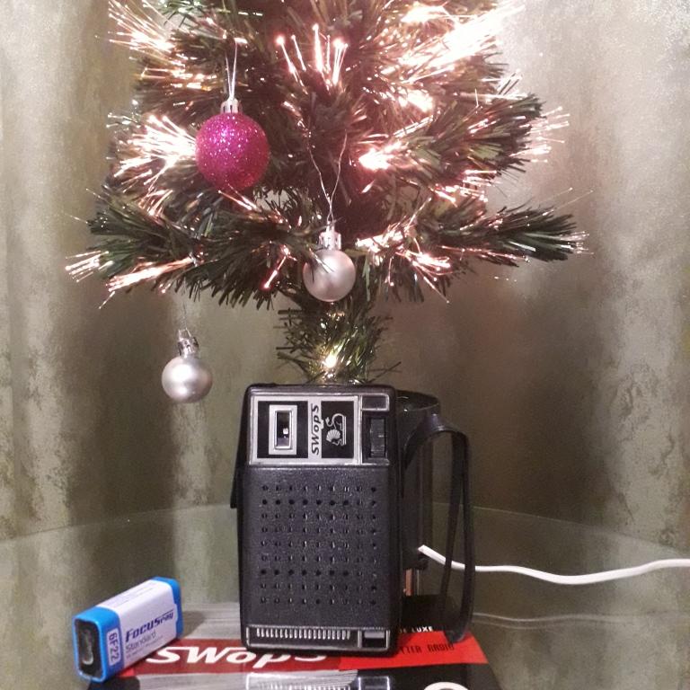 Зарубежные бытовые радиоприёмники N_1114