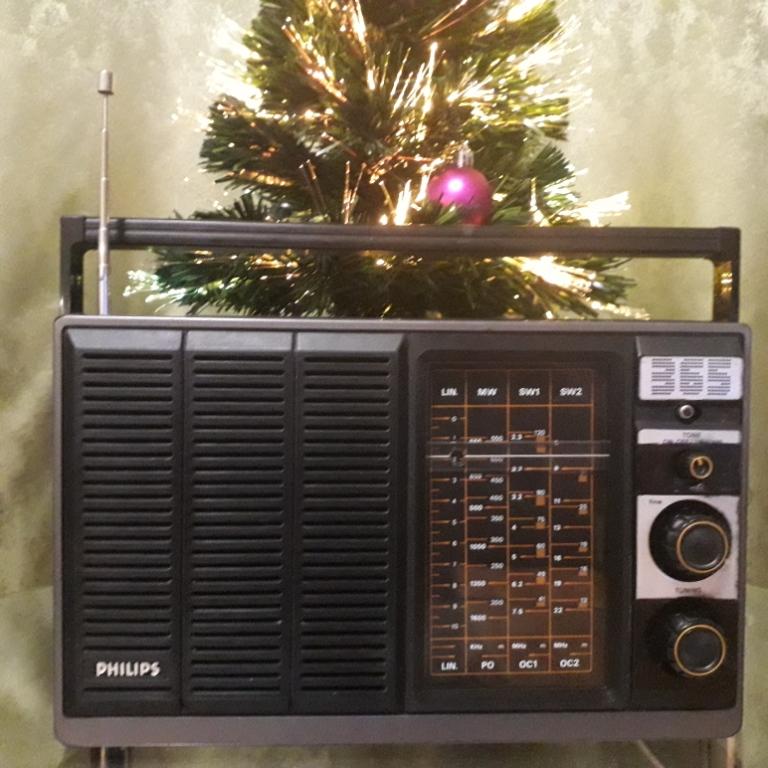 Зарубежные бытовые радиоприёмники N_1115
