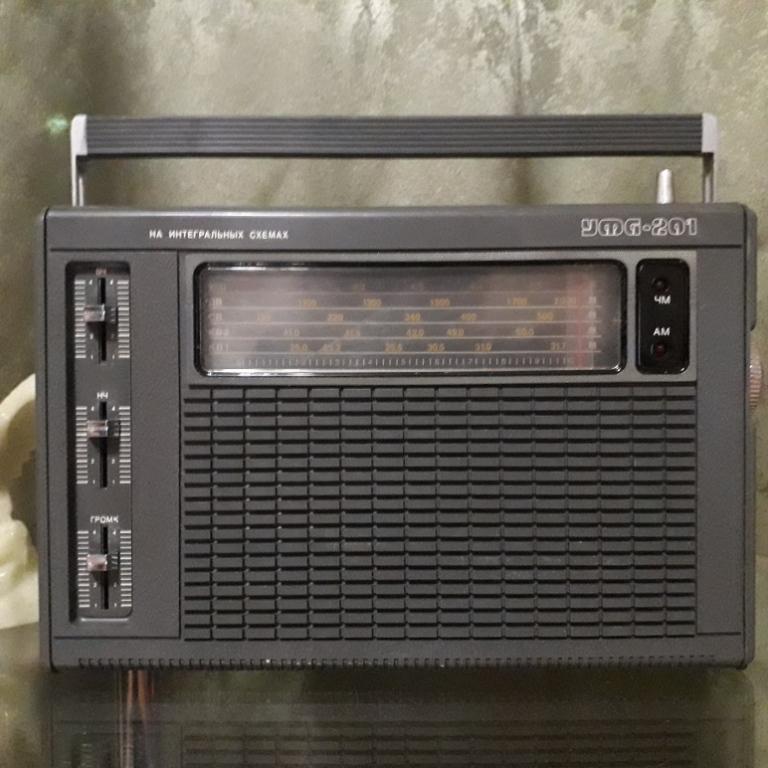 Бытовые радиоприёмники СССР - Страница 7 N_1119