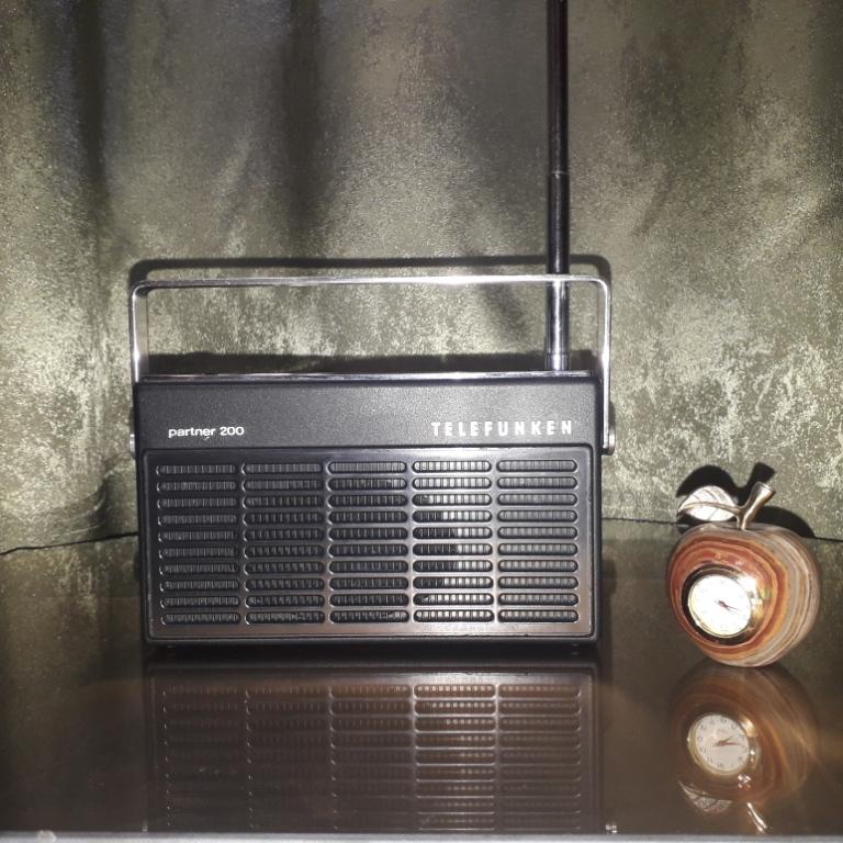 Зарубежные бытовые радиоприёмники N_1130