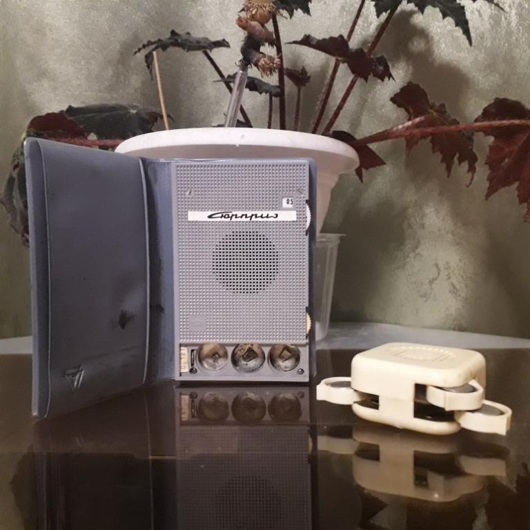 Бытовые радиоприёмники СССР - Страница 7 N_1131