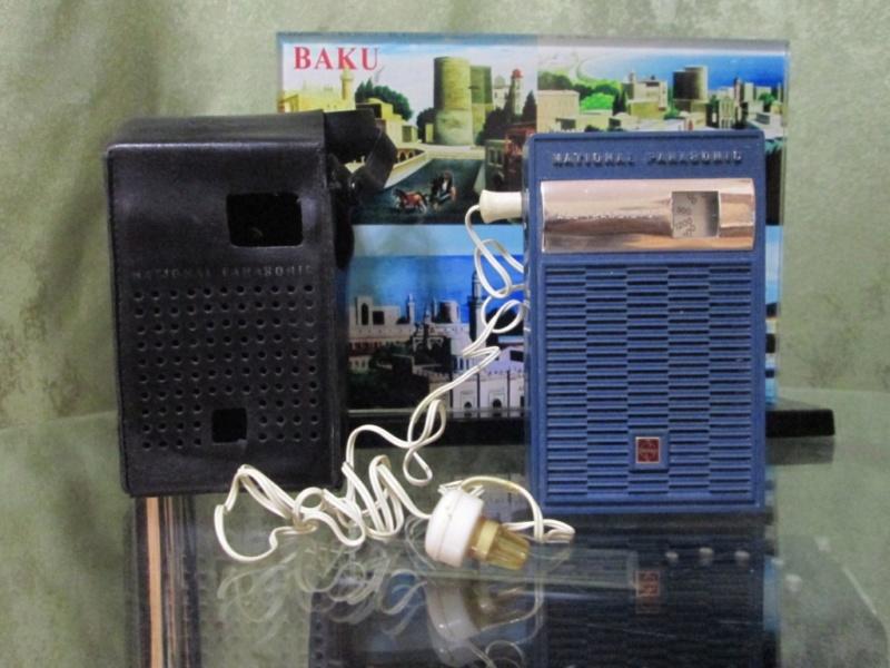 Зарубежные бытовые радиоприёмники N_114