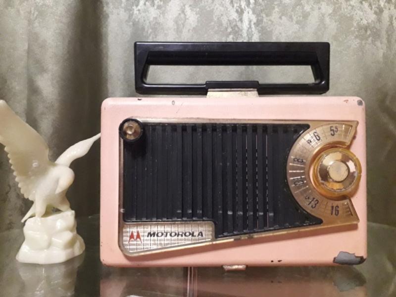 Зарубежные бытовые радиоприёмники N_1143
