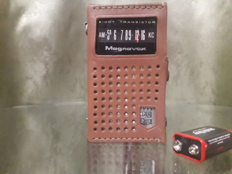Зарубежные бытовые радиоприёмники - Страница 2 N_1158