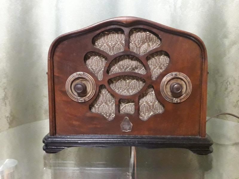 Зарубежные бытовые радиоприёмники - Страница 2 N_1168