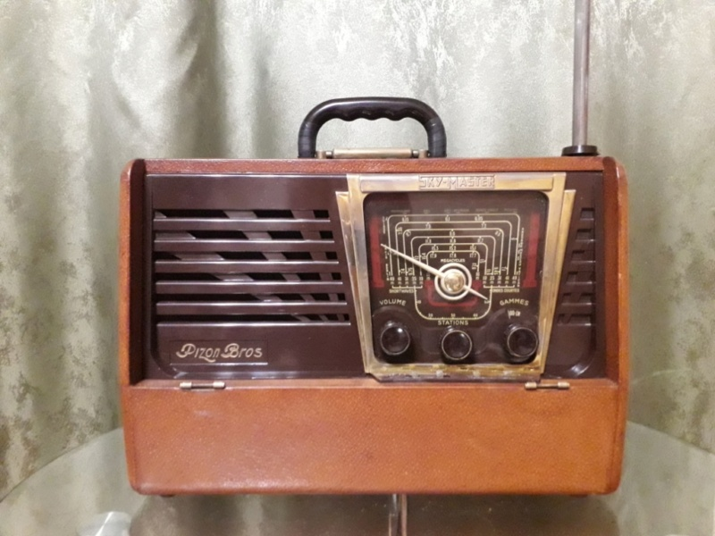 Зарубежные бытовые радиоприёмники - Страница 2 N_1172