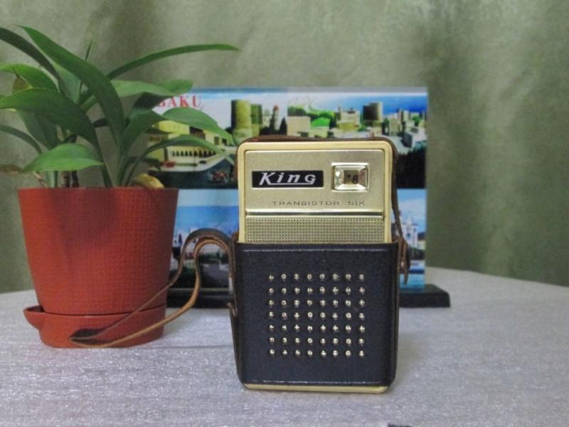Зарубежные бытовые радиоприёмники N_132