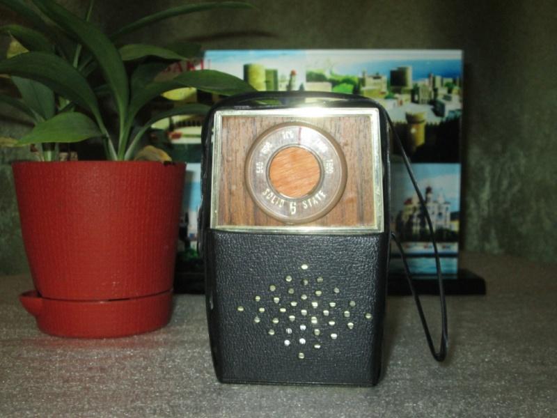 Зарубежные бытовые радиоприёмники N_133