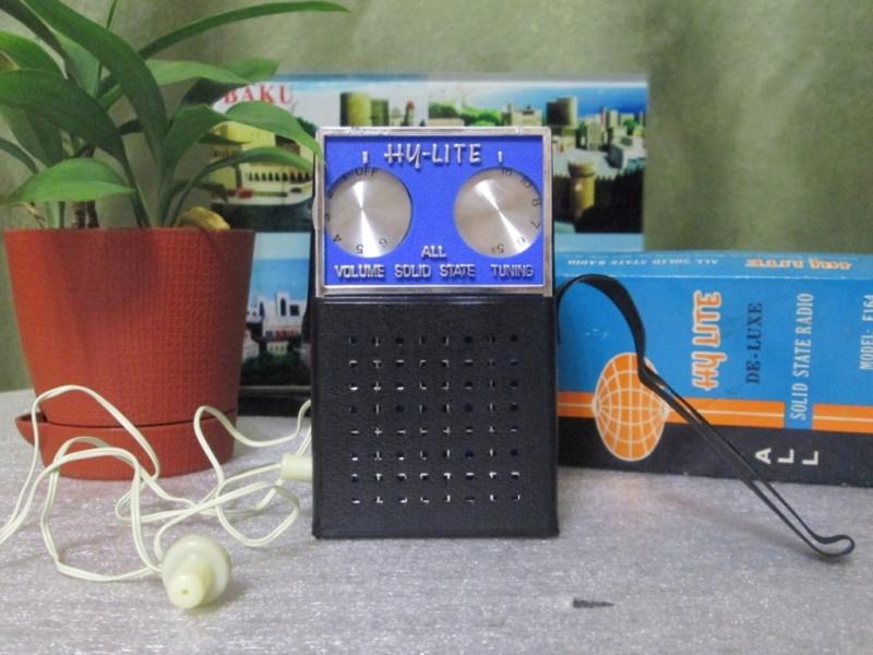 Зарубежные бытовые радиоприёмники N_134