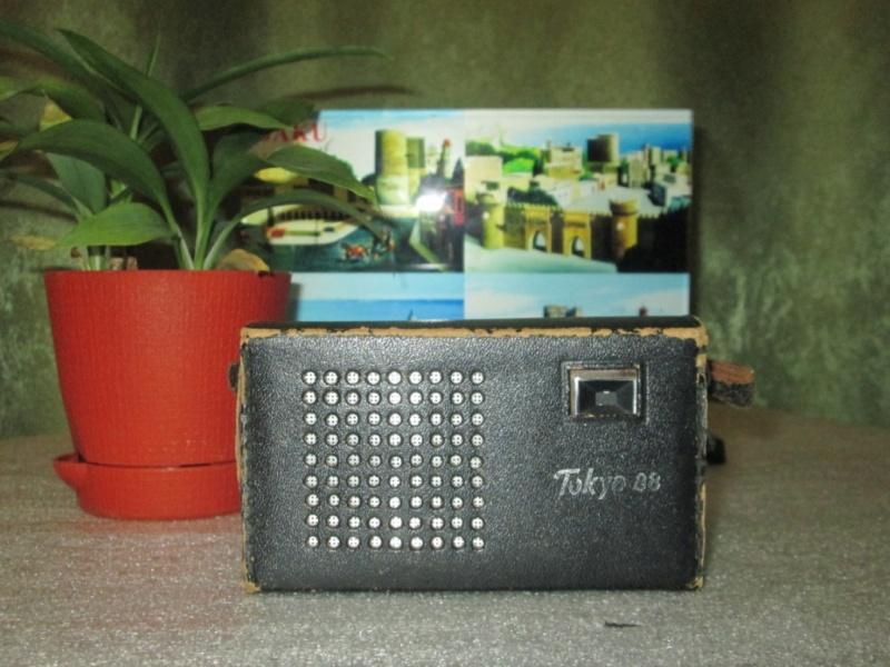 Зарубежные бытовые радиоприёмники N_135