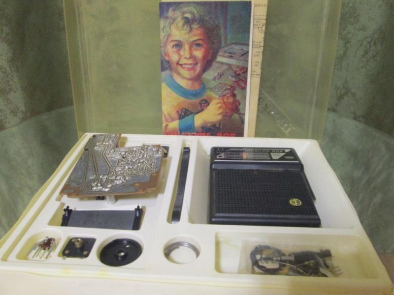 Радиоконструкторы для детского творчества. N_145