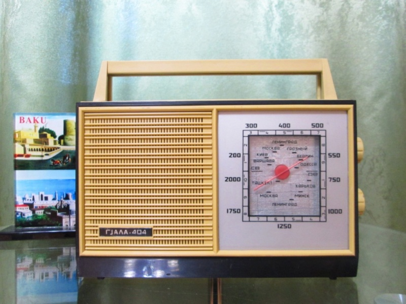 Бытовые радиоприёмники СССР - Страница 6 N_158
