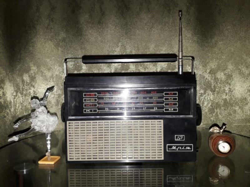 Бытовые радиоприёмники СССР - Страница 6 N_169