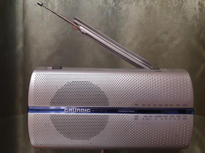 Зарубежные бытовые радиоприёмники N_185